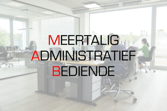 mrtalig administratief bediende
