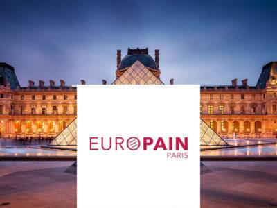 Europain 2020 banner